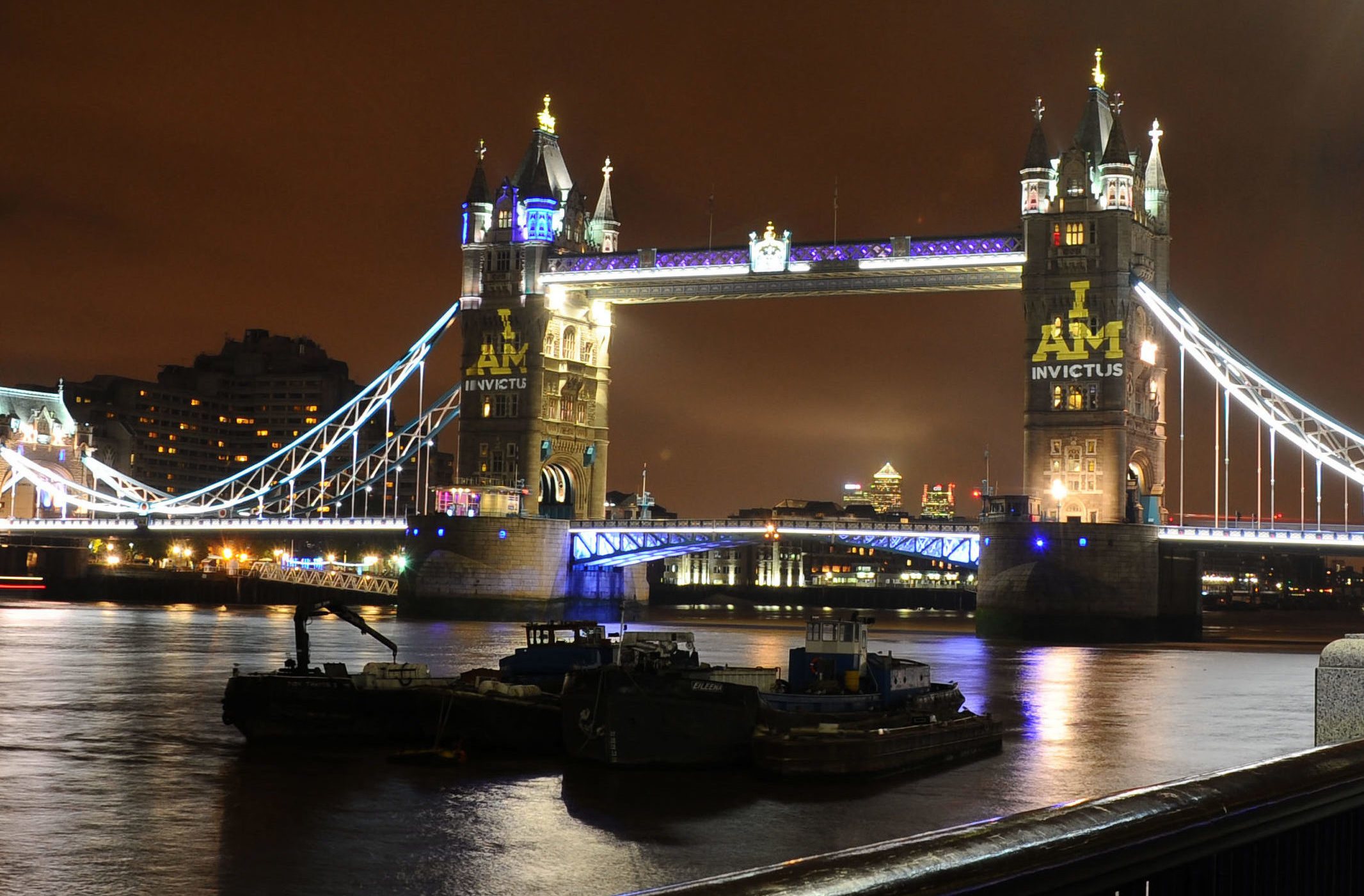 Invictus Games Lights up London With One Week to go to Buy Tickets