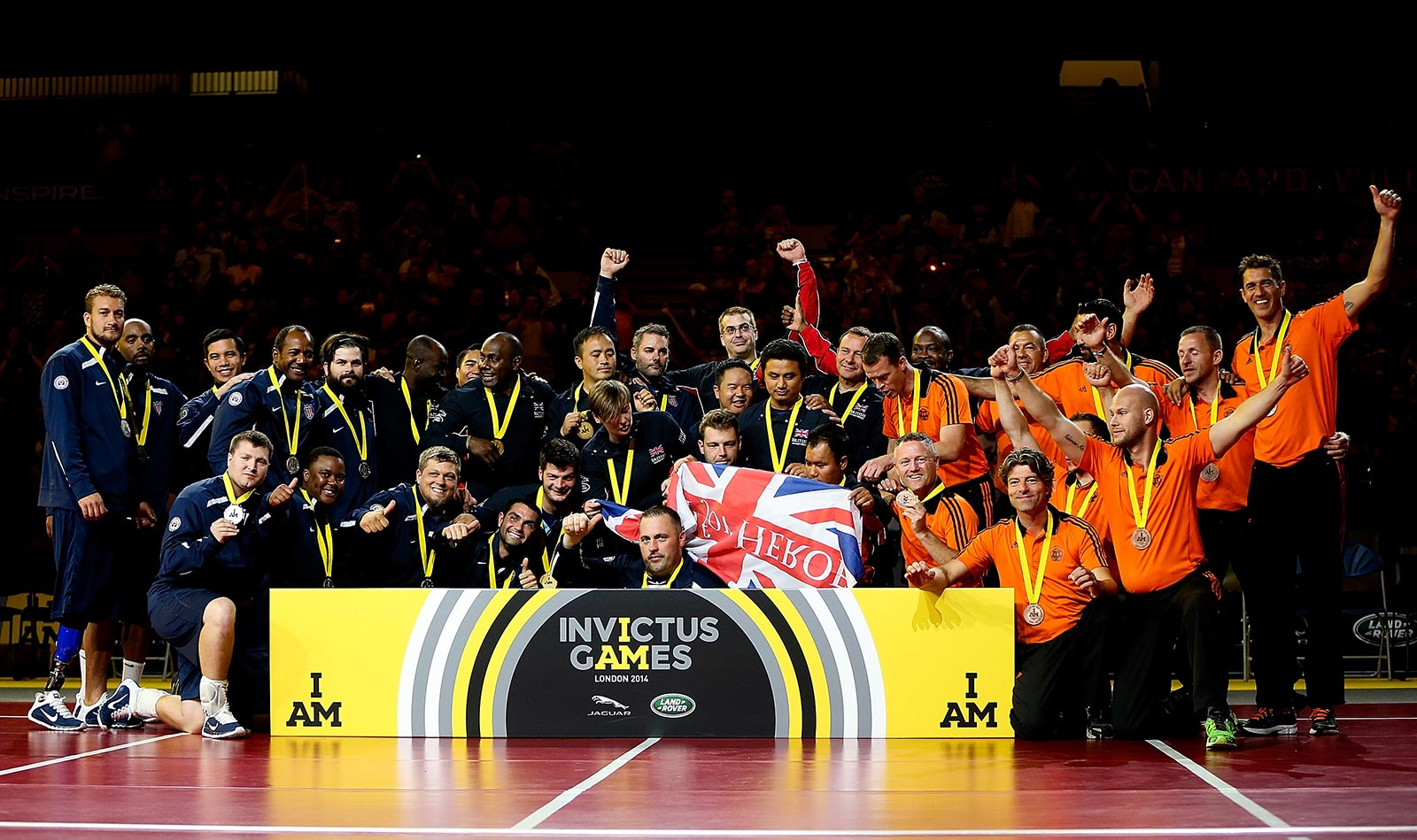 LONDON 2014 – Invictus Games Foundation