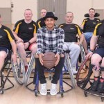 Lewis Hamilton unveiled as first ambassador for Invictus Games Foundation
