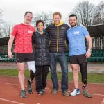 2014 Invictus Games competitors gear up for Sport Relief