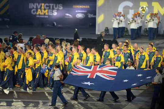 Prince Harry Announces 2018 Invictus Games To Be Held In Sydney