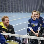 Prince Harry visits Invictus Games hopefuls at start of UK Team Trials