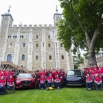 Prince Harry unveils the UK team for Invictus Games Toronto 2017