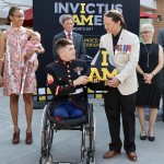 Invictus Games Toronto 2017 and Fisher House Foundation Partner for Official Invictus Games Flag Handover