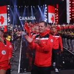 Invictus Games Toronto 2017 Officially Began with an Opening Ceremony Honouring Competitors and Their Families