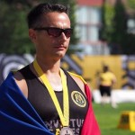 Laurentiu Serban Takes Home Romania's First Invictus Games Toronto 2017 Medal