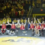 Denmark Takes Gold at Wheelchair Rugby Finals at Invictus Games Toronto 2017