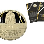 First Australian Coin with Braille Released for Invictus Games 2018