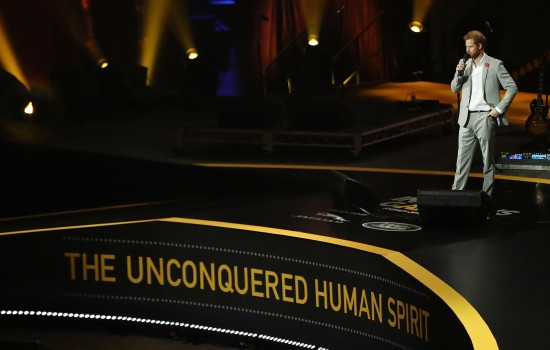 Closing Ceremony speech from the Patron of the Invictus Games Foundation, The Duke of Sussex
