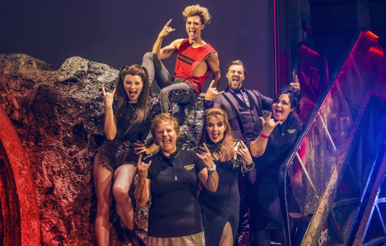 Invictus Games Foundation Bat Out Of Hell The Musical Social Media Promotion Terms & Conditions