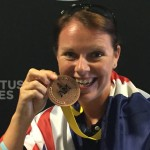Former competitor Sally Orange is running the Virgin Money London Marathon 2019 for the Invictus Games Foundation
