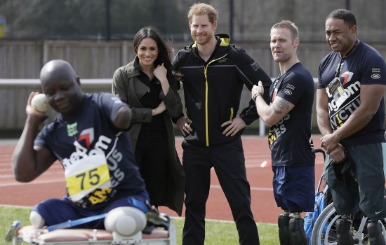 Superdry announced as an Official Supporter of the Invictus Games The Hague 2020