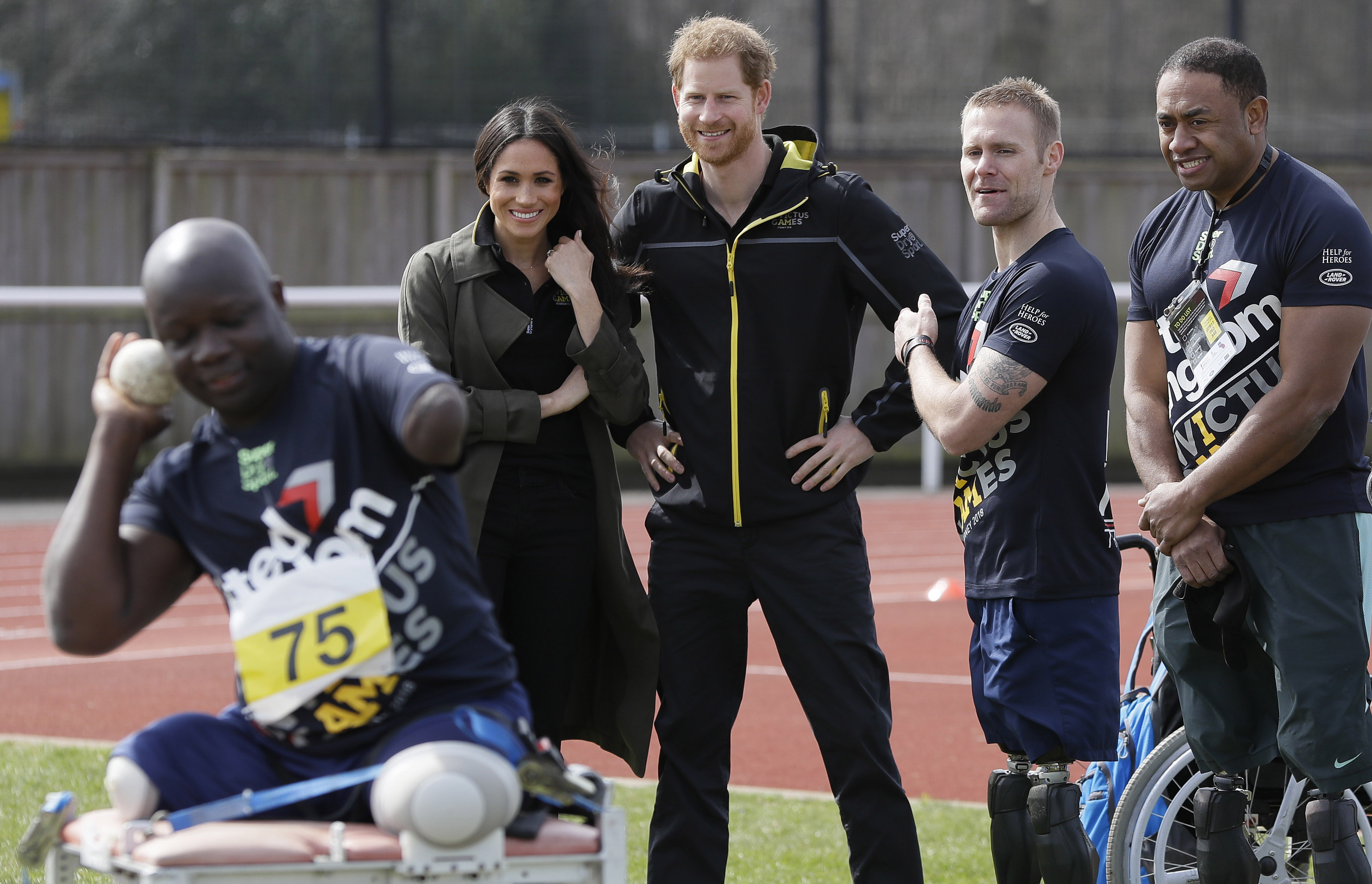 Superdry announced as an Official Supporter of the Invictus Games The Hague  2020 – Invictus Games Foundation