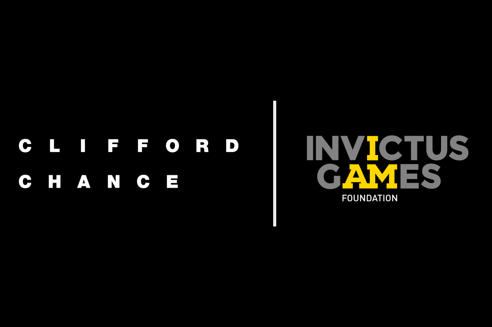 The Invictus Games Foundation appoints international law firm Clifford Chance