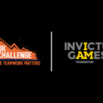 Invictus Games Foundation announced as the  Official Charity Partner of the UK Challenge