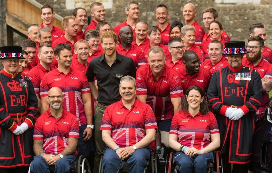 The Duke of Sussex will attend the launch of Team UK for the Invictus Games The Hague 2020