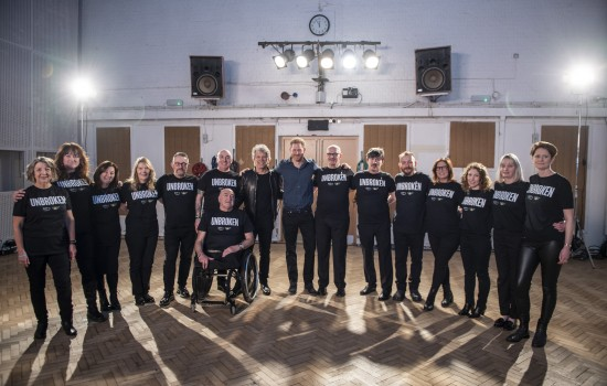 Abbey Road Studios hosts The Duke of Sussex, Jon Bon Jovi, and the Invictus Games Choir