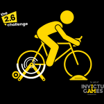 Zwift meet up with Invictus Games Foundation