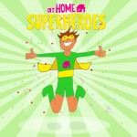 Marvel helps everyday superheroes find their power in an all-new mission this Summer: AT HOME SUPERHEROES