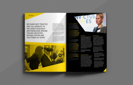 Invictus Games Foundation publishes new Impact Report