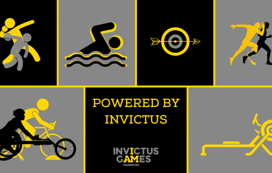 The Invictus Games Foundation launch 'Powered by Invictus' Virtual Sports Leagues