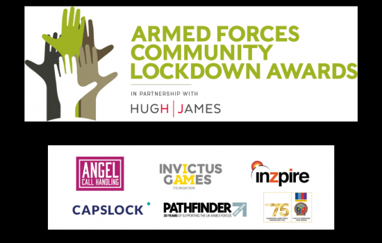 Armed Forces Community Lockdown Awards