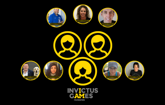 New moderators appointed for We Are Invictus